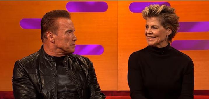 Linda Hamilton costretta a imbottire seno e sedere per Terminator: Destino Oscuro
