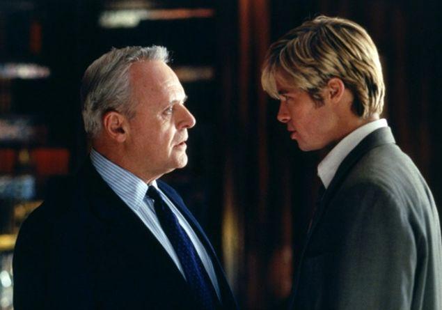"""""""Vi presento Joe Black"""", le curiosità del film con Brad Pitt e Anthony Hopkins"""