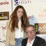 """Francesco Nuti, la figlia Ginevra: """"Sono la sua tutrice, è stazionario, parliamo con gli sguardi"""""""