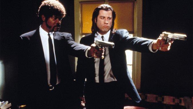 """John Travolta: """"Ecco la scena che amo di più di Pulp Fiction"""" (VIDEO ESCLUSIVO)"""