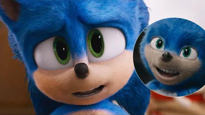 Sonic: ecco il primo trailer con la nuova veste grafica