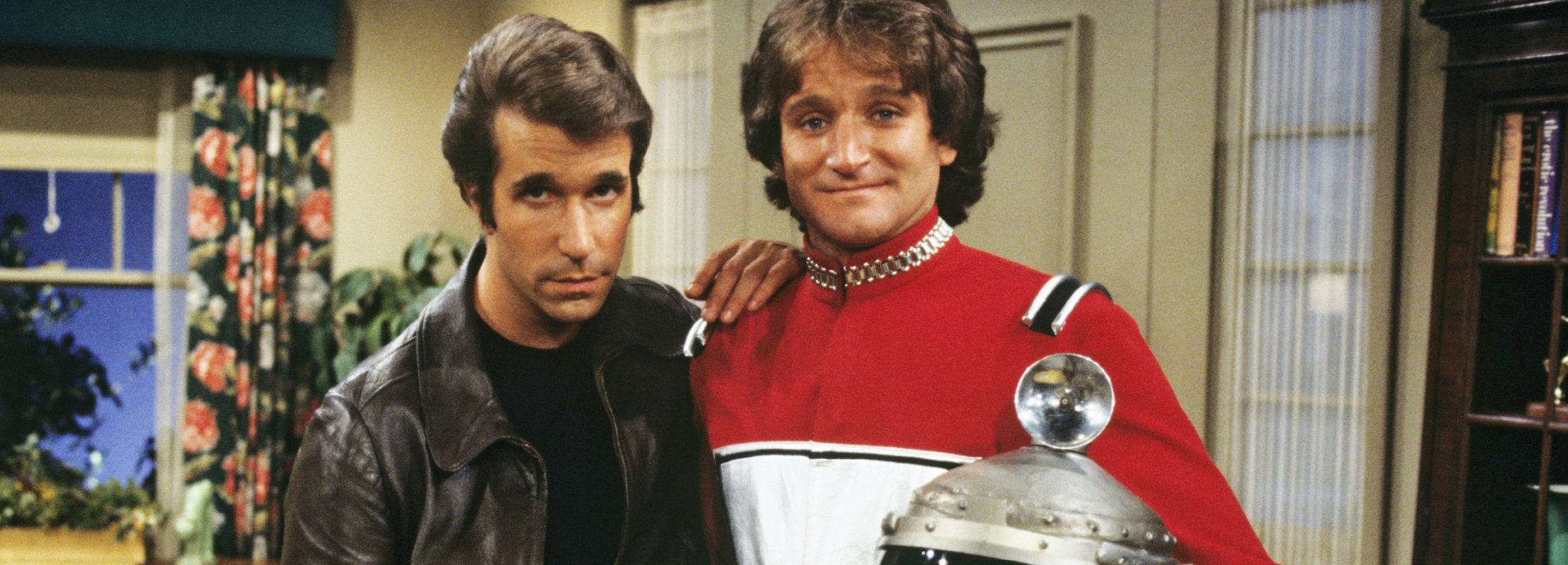 """Happy Days: quando la serie creò """"Mork e Mindy"""", lanciando Robin Williams"""