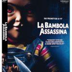 La Bambola Assassina in blu ray dal 31 ottobre