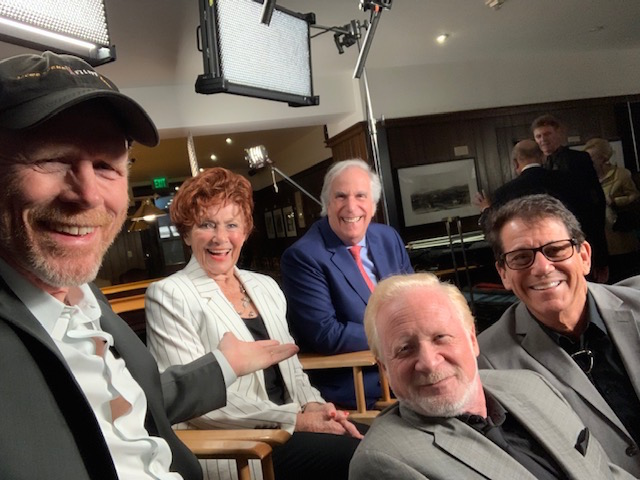 """Happy Days"" 45 anni dopo: la reunion del cast"
