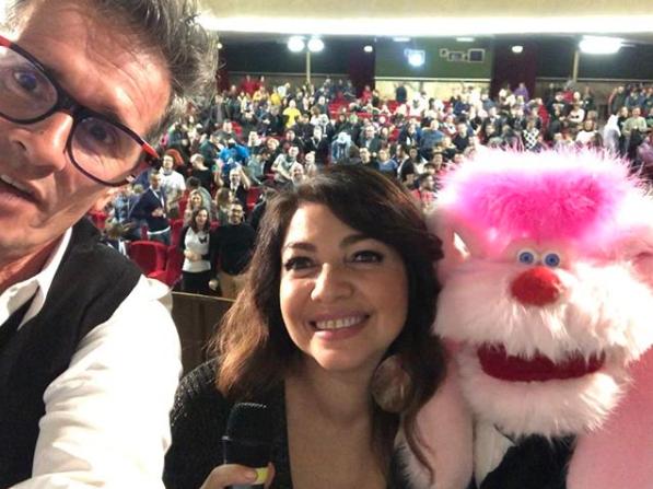 Cristina D'Avena, Uan e Marco Bellavia reunion per LOVE ME LICIA