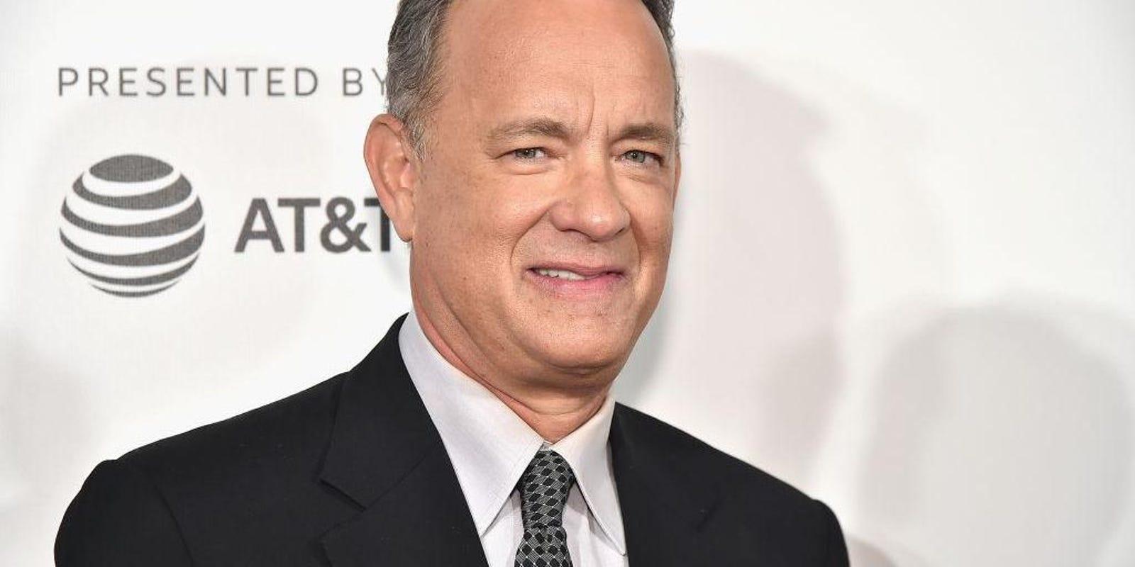 """Tom Hanks: """"ecco perchè non interpreto mai il cattivo nei miei film"""""""