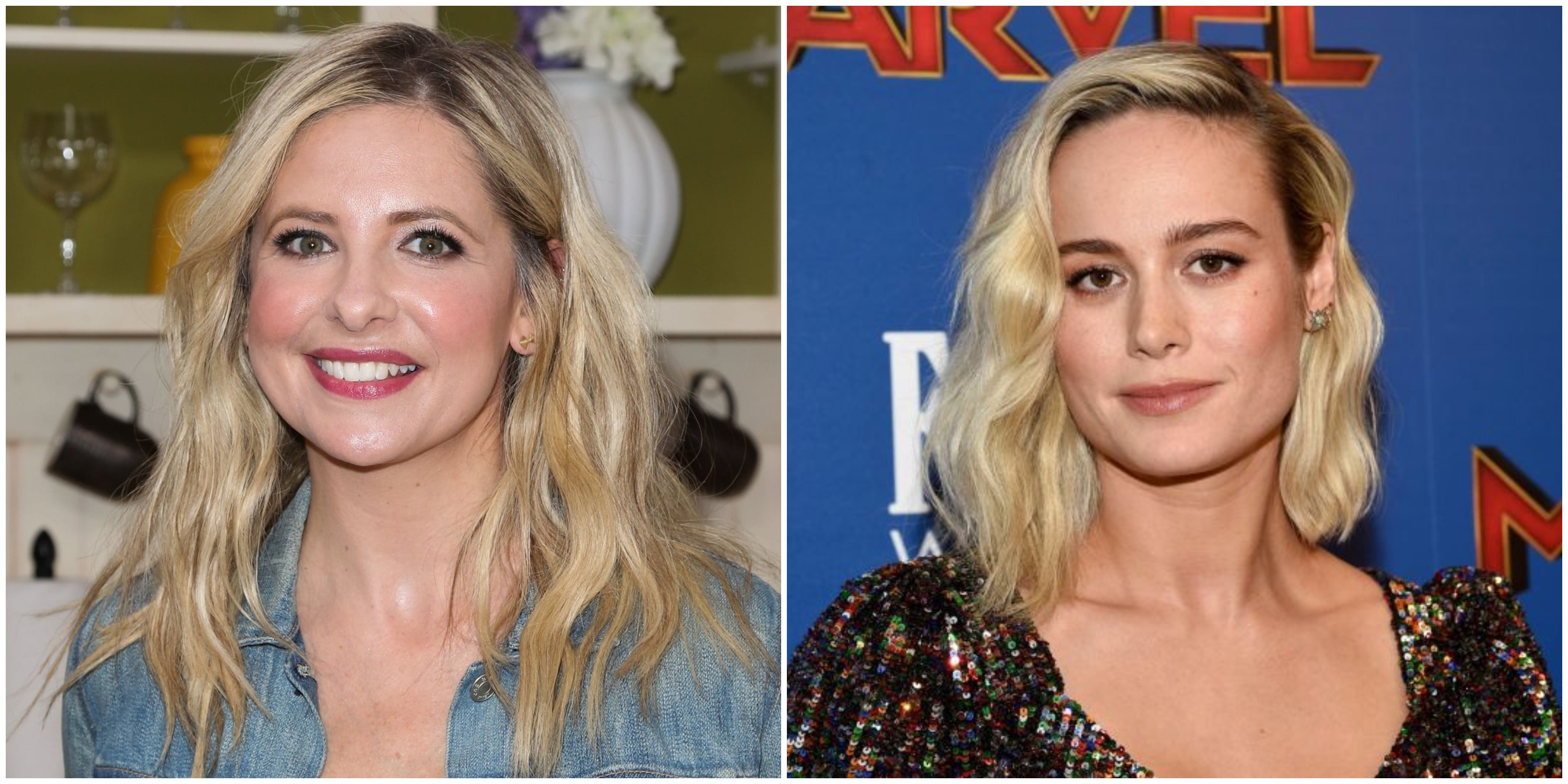 Halloween 2019: Sarah Michelle Gellar è Marty McFly, Brie Larson Britney Spears. I costumi delle star
