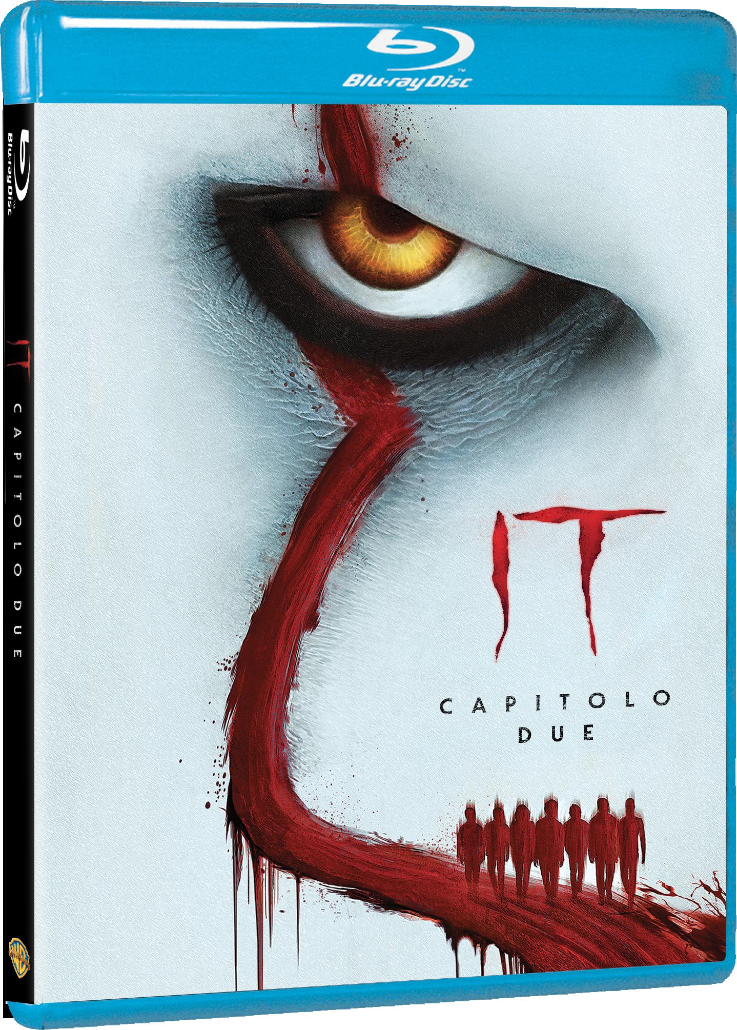 """""""IT Capitolo Due"""" – Dal 19 Dicembre in DIGITALE e IN DVD, BLU-RAY ™ e 4K UHD"""