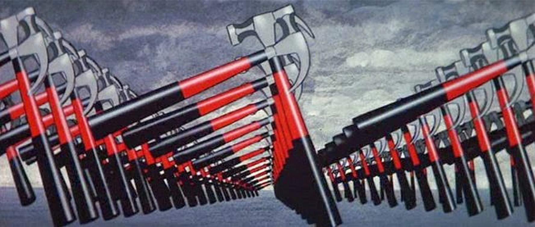 """30 novembre 1970: 40 anni fa usciva """"The Wall"""" dei Pink Floyd"""