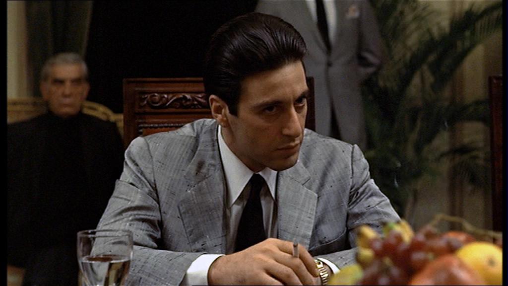 Al Pacino ringrazia commosso Francis Ford Coppola per averlo scelto nel ruolo di Michael Corleone 50 anni fa