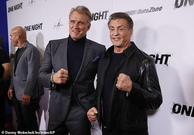 Rocky e Drago di nuovo insieme: reunion per Stallone e Lundgren all'anteprima di un documentario sulla boxe