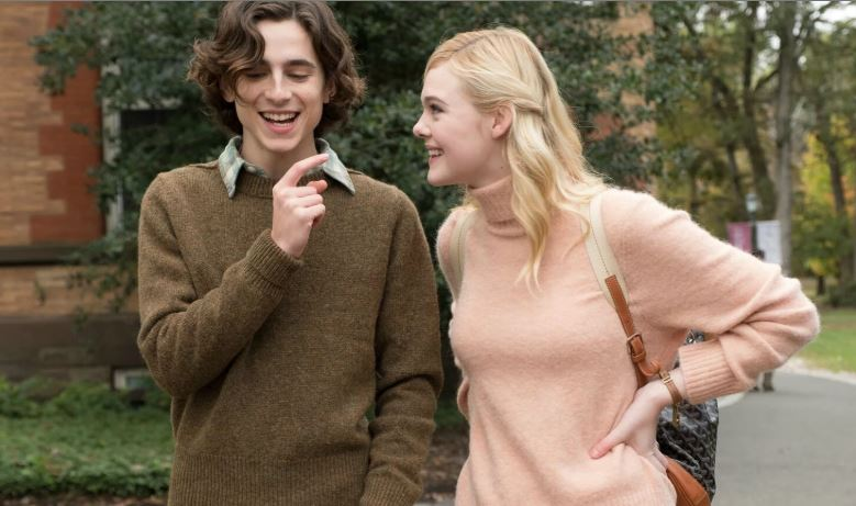 """""""Un giorno di pioggia a New York""""- la recensione del nuovo film di Woody Allen"""