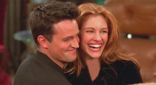 Ecco perché venne scelta Julia Roberts per quel cameo nella seconda stagione di Friends