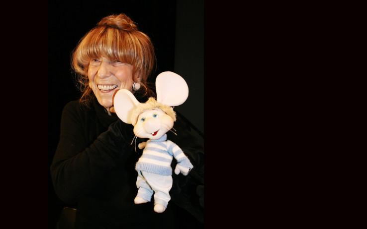 Morta la creatrice di Topo Gigio, Maria Perego