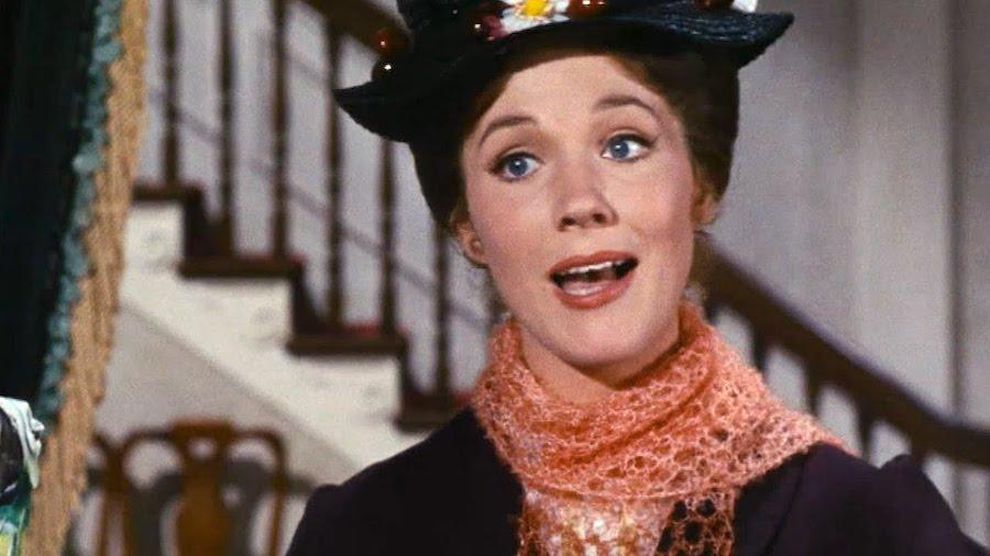 """Julie Andrews: """"Ad una festa mi offrirono cocaina perché volevano vedere Mary Poppins fatta"""""""