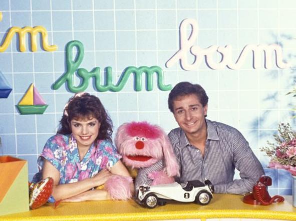 """Paolo Bonolis : """"Bim Bum Bam il mio primo grande successo"""""""