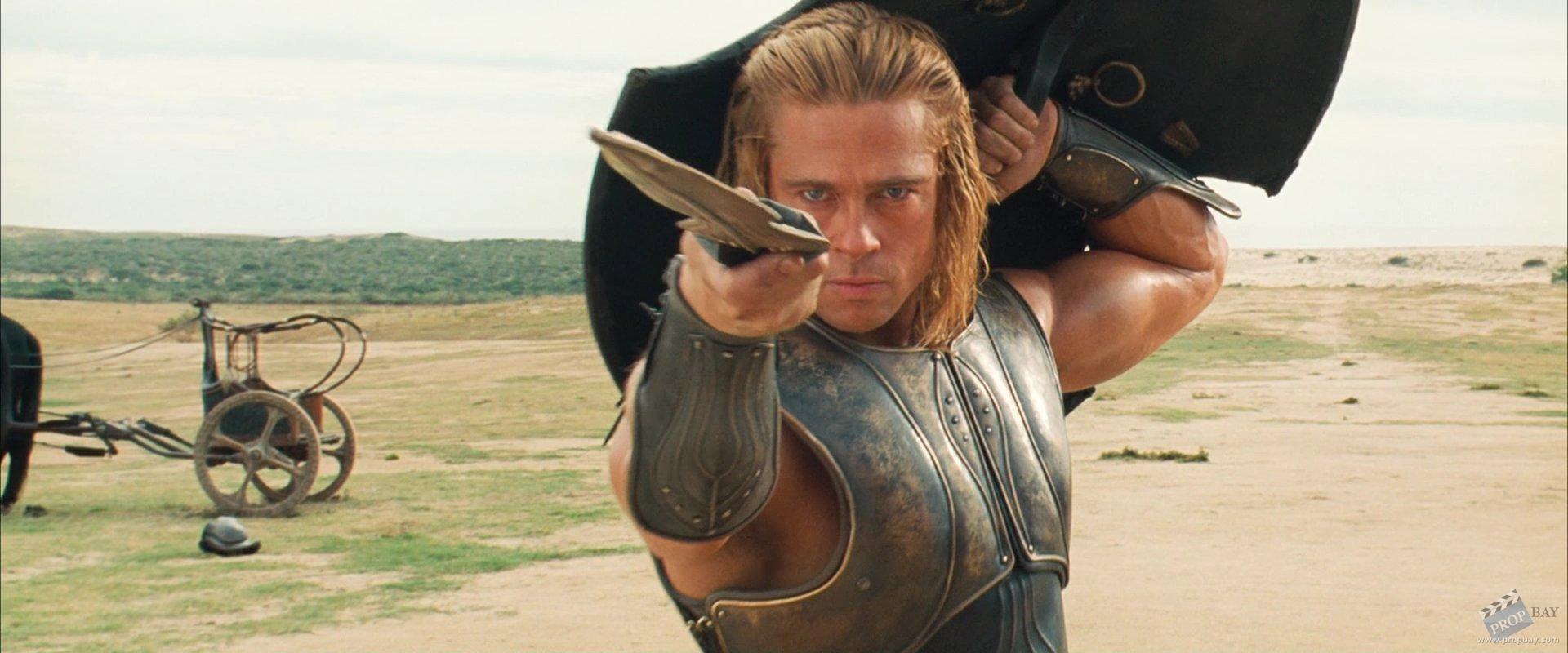 """Brad Pitt: """"dopo Troy mi sono promesso di fare solo film di qualità"""""""