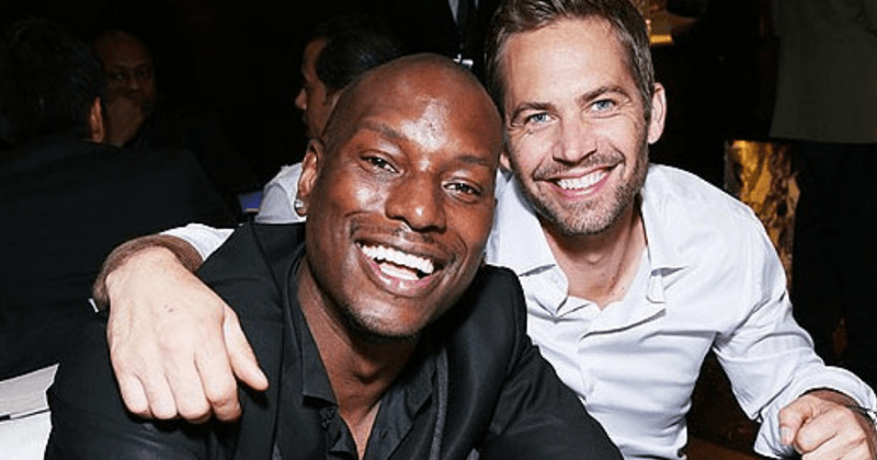FAST & FURIOUS 9: IL COMMOVENTE TRIBUTO A PAUL WALKER DA TYRESE GIBSON