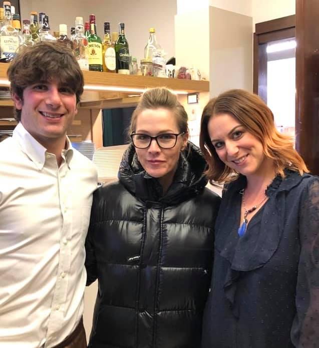 Jennie Garth a Verona