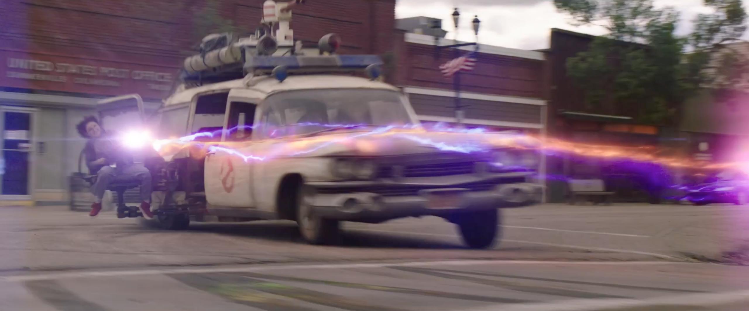 Ghostbusters 3: ecco finalmente il primo trailer del film