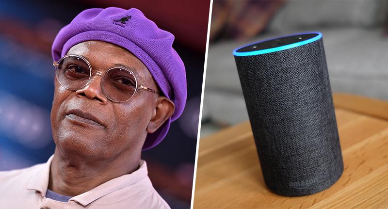 Alexa: uscita l'opzione con la voce di Samuel L. Jackson sul prodotto Amazon