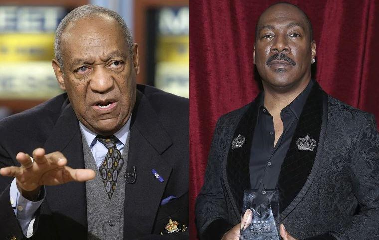 """Bill Cosby, il portavoce risponde alla frecciatina di Eddie Murphy: """"Hai deciso di renderti schiavo di Hollywood"""""""