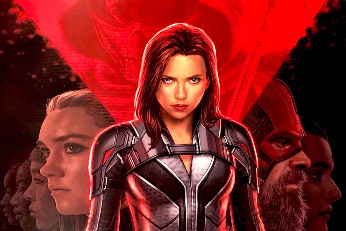 Black Widow – Il primo trailer ufficiale italiano