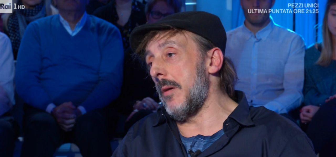 Domenica In, Massimo Ceccherini nel Pinocchio di Garrone: 'Ero andato, non mi chiamava più nessuno'