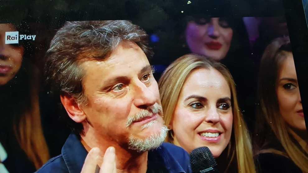 Giorgio Tirabassi torna in tv un mese dopo l'infarto