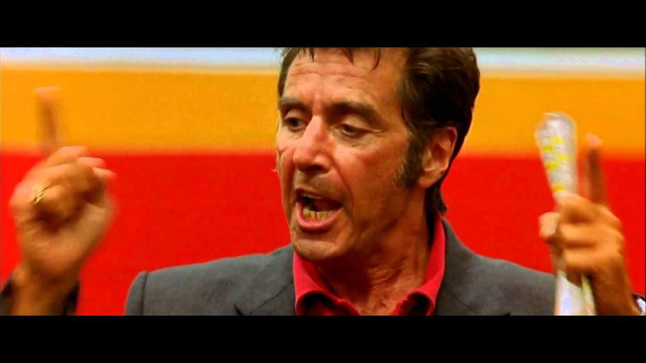 Ogni Maledetta Domenica: compie 20 anni il celebre monologo di Al Pacino