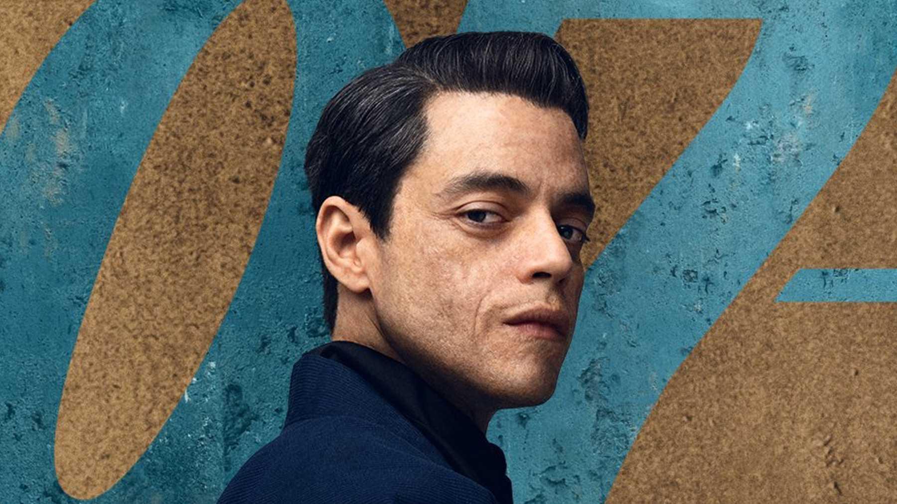 Rami Malek si è ispirato a Freddie Mercury per fare il cattivo in James Bond