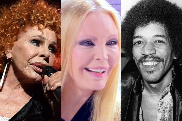 Patty Pravo, le canne fumate con Jimi Hendrix, ma non con la Vanoni