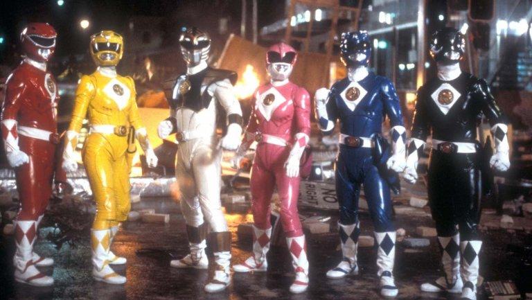 Power Rangers, in arrivo un reboot ambientato negli anni Novanta!
