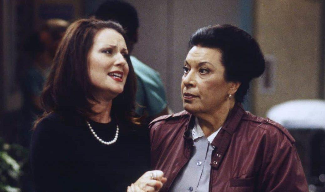 """Addio a Shelley Morrison, Rosario in """"Will & Grace"""""""