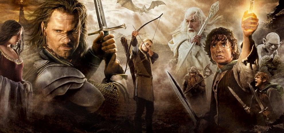 Il Signore degli Anelli: svelato il cast della serie TV