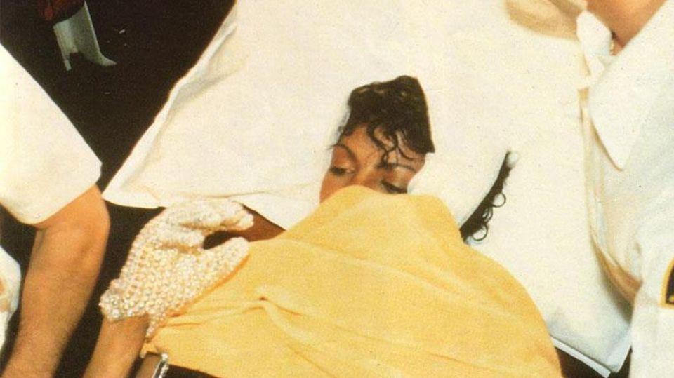 Michael Jackson e quel tragico incidente sul set dello spot Pepsi