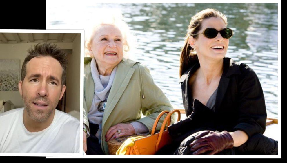 Betty White compie 98 anni: Ryan Reynolds e Sandra Bullock le fanno gli auguri con un divertente video