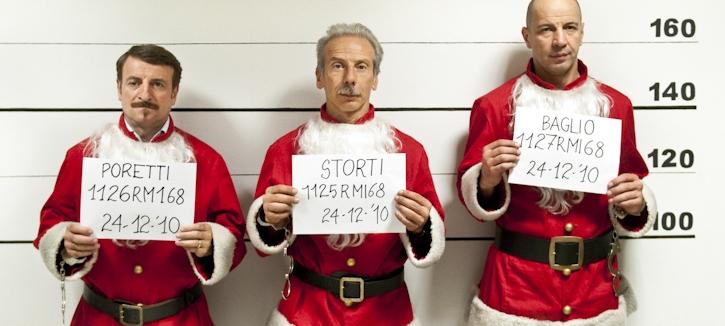 La Banda dei Babbi Natale, le curiosità del film di Natale di Aldo Giovanni e Giacomo