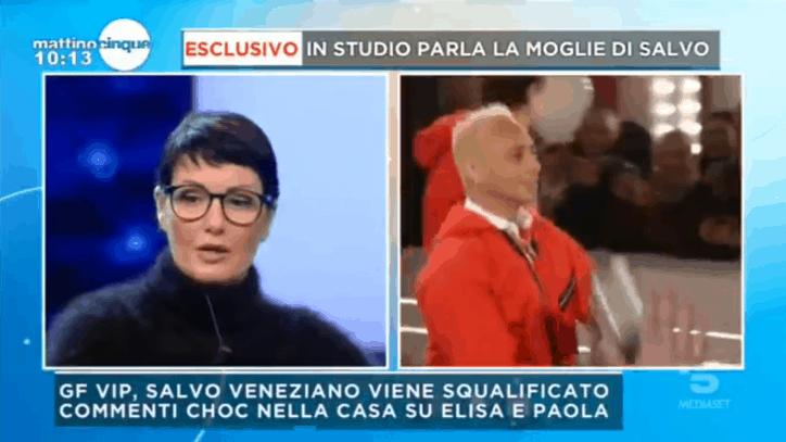 """Cristina Plevani: """"Salvo Veneziano è un ignorante, ma non un orco"""""""