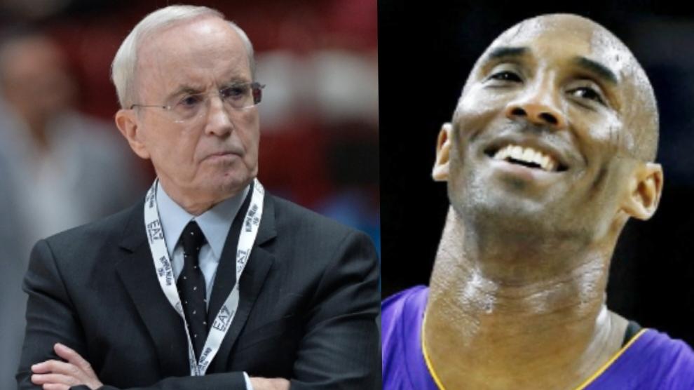"""Kobe Bryant, Dan Peterson: """"Diceva: sono più forte perché ho giocato in Italia"""""""