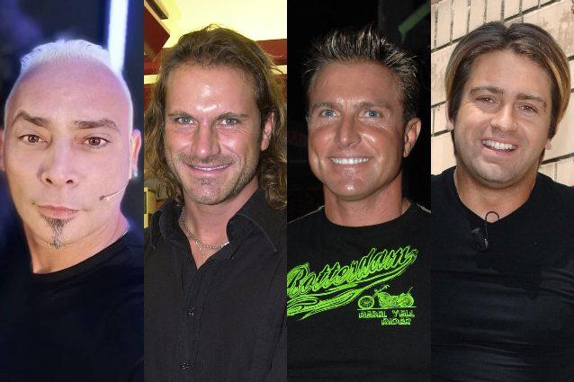 """Il """"Grande Fratello Vip"""" diventa vintage: Salvo Veneziano, Sergio Volpini, Pasquale Laricchia e Patrick Ray Pugliese ritornano nella Casa"""