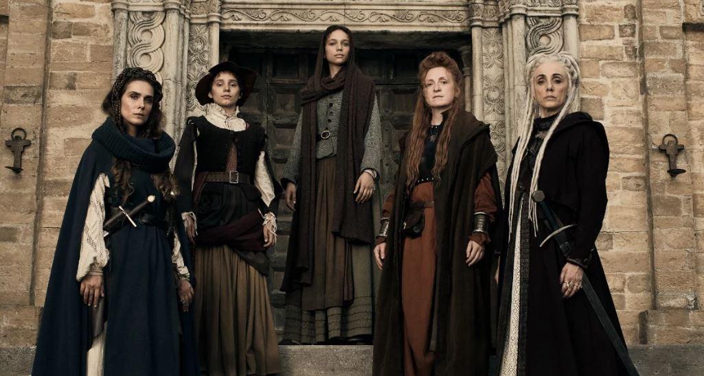 Luna Nera – approda su Netflix la prima serie fantasy italiana