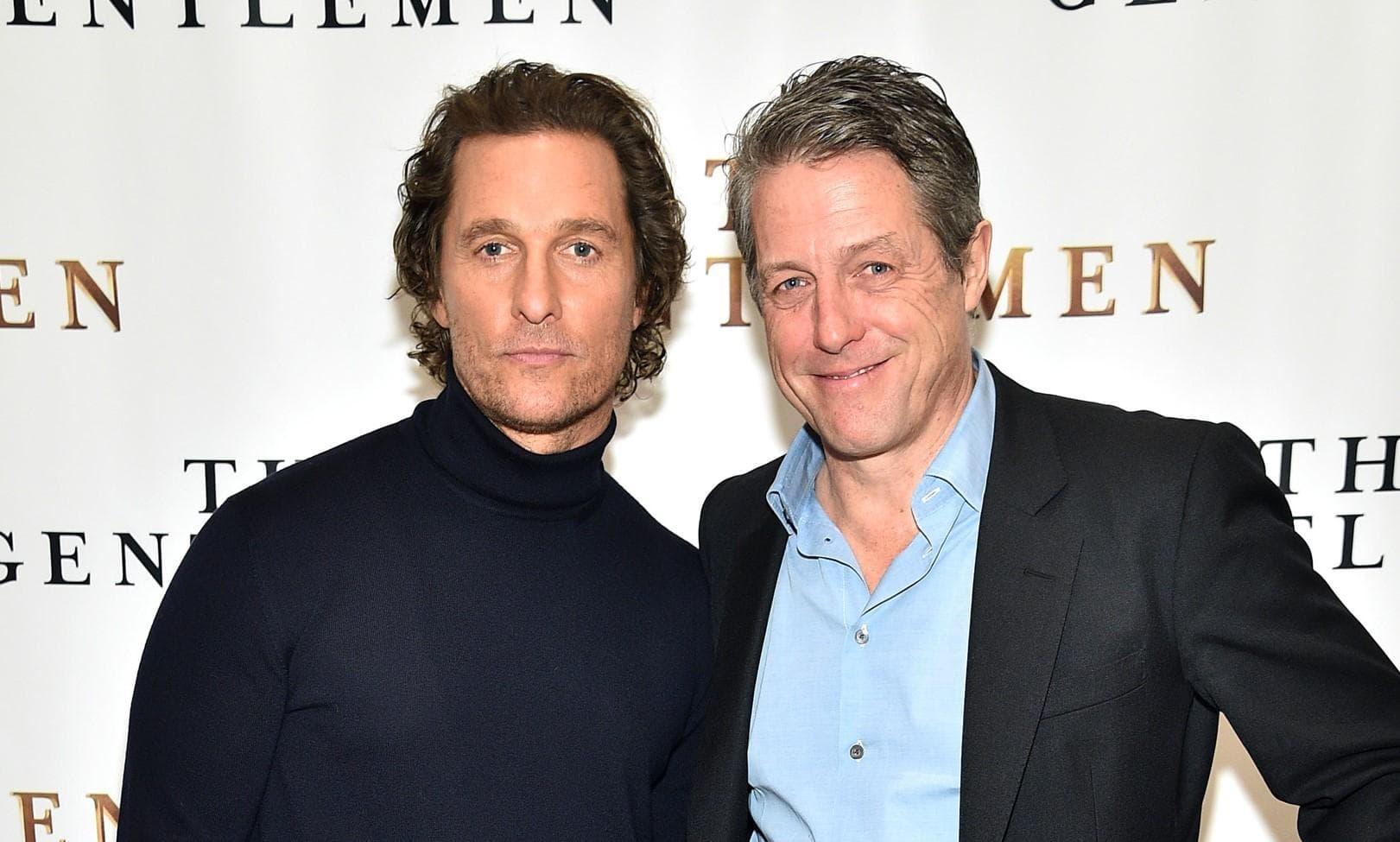 La mamma di Matthew McConaughey avrà un appuntamento hot con il papà di Hugh Grant?