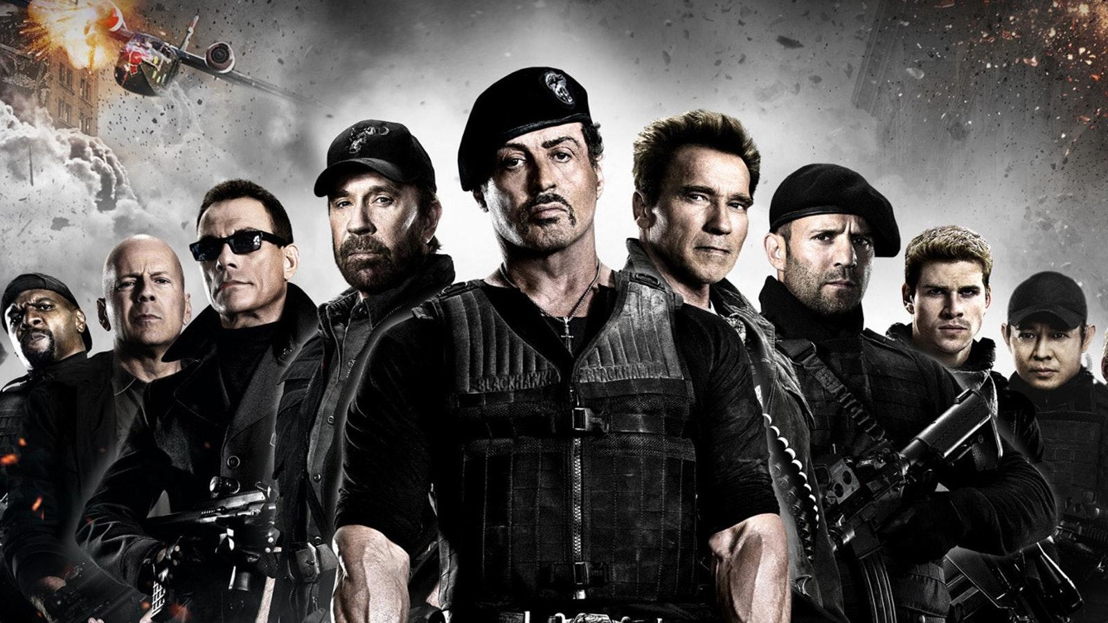 I Mercenari 4 è in arrivo; sarà uno spin-off incentrato su Jason Statham