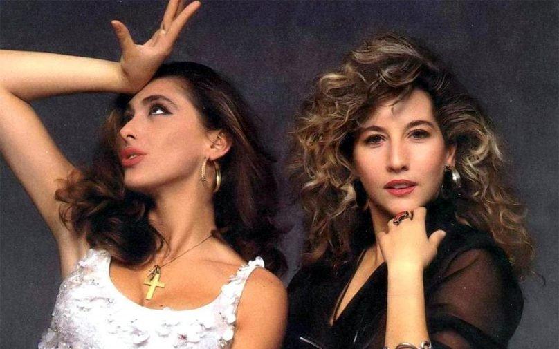 Sabrina Salerno ricorda il suo duetto con Jo Squillo a Sanremo 1991