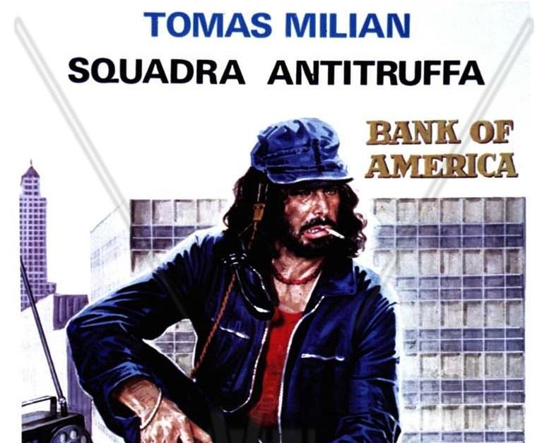 Squadra antitruffa, le curiosità del film con Tomas Milian