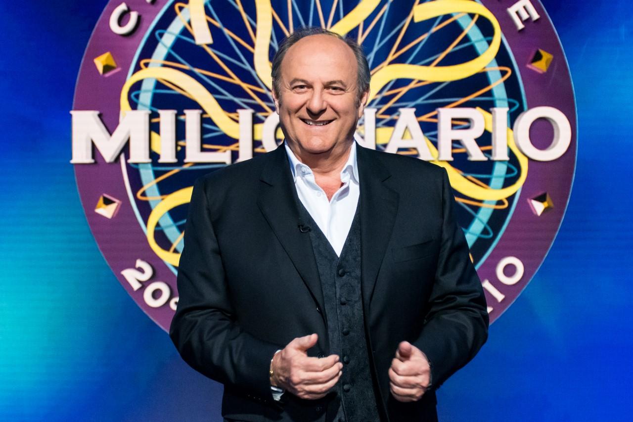 Gerry Scotti torna, in prima serata, con 'Chi vuol essere milionario?'