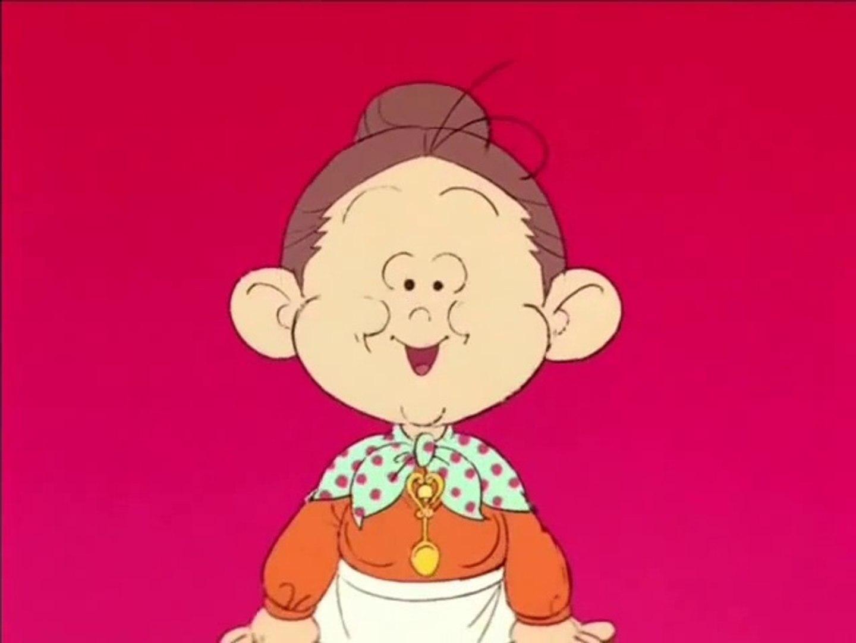 La Signora Minù: il cartone animato anni 80 è disponibile su Prime Video