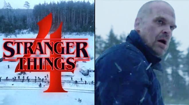 Stranger Things 4: il primo trailer conferma il ritorno di Hopper!