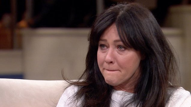 """Shannen Doherty ringrazia i fan: """"Troverò la forza per lottare di nuovo contro il cancro"""""""